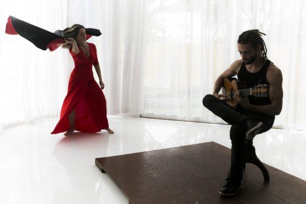 leticia spiller dança